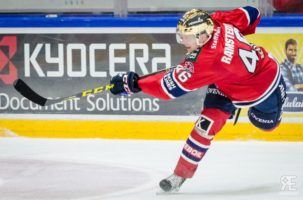 Teemu Ramstedt / HIFK