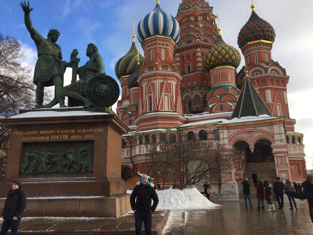 Moskovassa